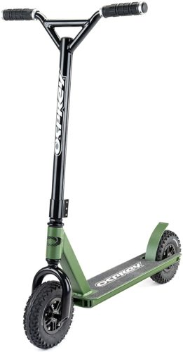 Osprey Dirt Scooter, Off-Road Scooters for All Terrain Pneumatic Trail Tires