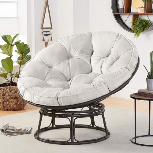Better Homes & Gardens Papasan Chair with Fabric Cushion
