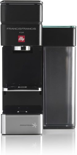 Illy Y5 Espresso Coffee Machine, Bluetooth